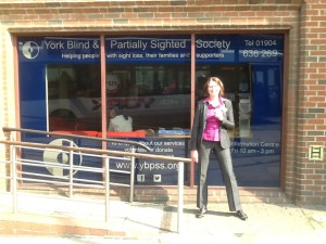 Blind and Partially sighted society picture